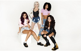 Preview wallpaper Little Mix 02