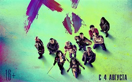 Preview wallpaper Suicide Squad 2016 HD