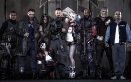 Preview wallpaper Suicide Squad 2016