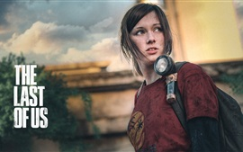 Preview wallpaper The Last of Us, cosplay game