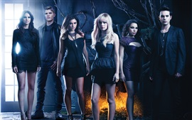 Aperçu fond d'écran The Secret Circle, série TV CW