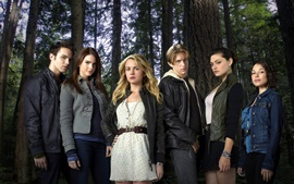 Preview wallpaper The Secret Circle, Ultra HD