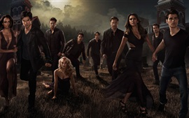 Preview wallpaper The Vampire Diaries, Season 7