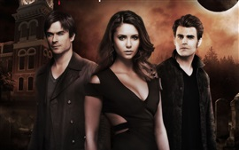Preview wallpaper The Vampire Diaries, classic TV series