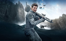 Preview wallpaper Tom Cruise, Oblivion
