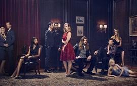El costo del silencio, 2016 series de televisión