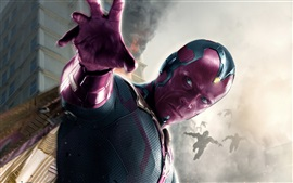Preview wallpaper Vision, Avengers: Age of Ultron
