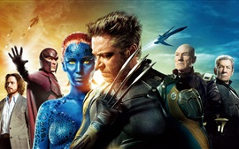 Preview wallpaper X-Men: Days of Future Past 2014