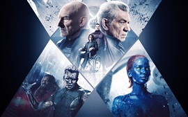 Preview wallpaper X-Men: Days of Future Past, Ultra HD