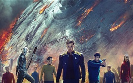 Preview wallpaper 2016 movie, Star Trek Beyond
