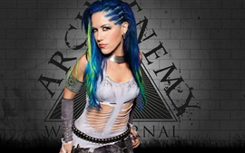 Preview wallpaper Alissa White-Gluz 01