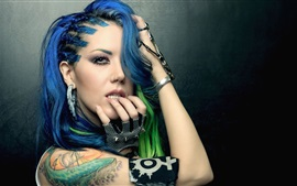 Preview wallpaper Alissa White-Gluz 04