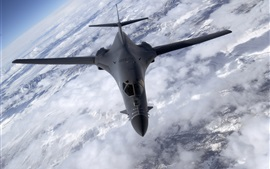 Preview wallpaper B-1B Lancer bomber
