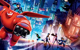 Preview wallpaper Big Hero 6
