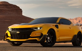 Bumblebee autobot, Transformers: The Last Knight 2017