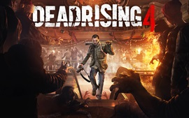 Preview wallpaper Dead Rising 4
