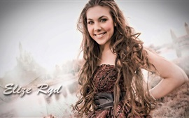 Preview wallpaper Elize Ryd 01