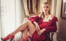 Preview wallpaper Elle Fanning 12