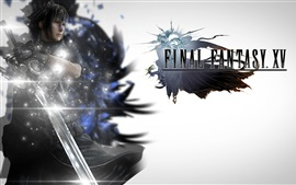 Preview wallpaper Final Fantasy XV game HD