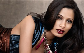 Preview wallpaper Freida Pinto 02