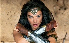 Preview wallpaper Gal Gadot as Wonder Woman