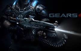 Preview wallpaper Gears of War 4