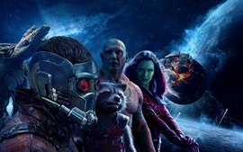 Preview wallpaper Guardians of the Galaxy Vol. 2