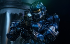 Halo 4, armor, soldier