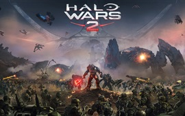 Preview wallpaper Halo Wars 2 Xbox games