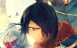 Preview wallpaper Kubo and the Two Strings 2016