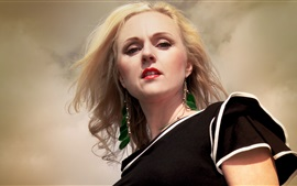 Preview wallpaper Liv Kristine 03