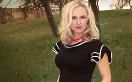 Preview wallpaper Liv Kristine 04