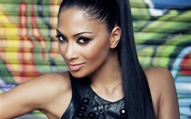 Preview wallpaper Nicole Scherzinger 13