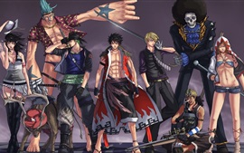 Preview wallpaper One Piece Japanese anime
