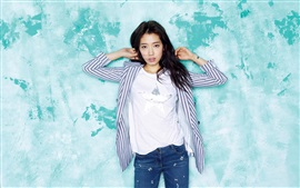 Preview wallpaper Park Shin Hye 02