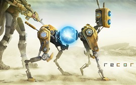 Preview wallpaper Recore Xbox game