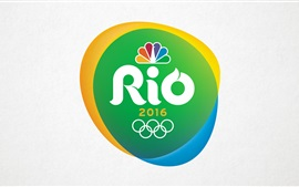 Preview wallpaper Rio 2016 Olympic Games