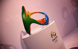 Рио-2016 Олимпийские игры логотип