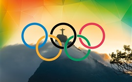 Preview wallpaper Rio 2016 Olympics