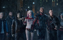 Preview wallpaper Suicide Squad, DC movies