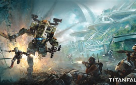 Preview wallpaper Titanfall 2