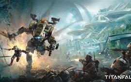 Vorschau des Hintergrundbilder Titanfall  2