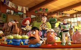 Preview wallpaper Toy Story 3
