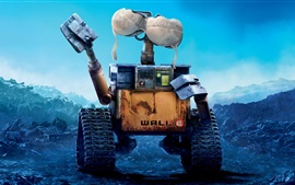 Preview wallpaper Wall E cartoon movie