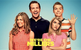 Preview wallpaper We are the Millers
