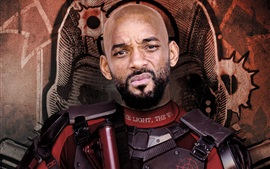Preview wallpaper Will Smith, Suicide Squad 2016
