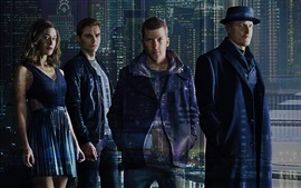 2016 película, Now You See Me 2