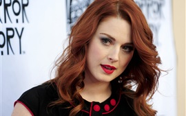 Preview wallpaper Alexandra Breckenridge 01