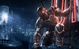 Preview wallpaper Batman: Arkham Origins