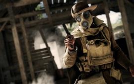 Battlefield 1, биохимический солдат